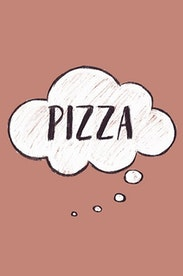 Estampa Camiseta Pizza