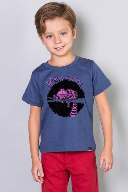 Camiseta Infantil Lazyland