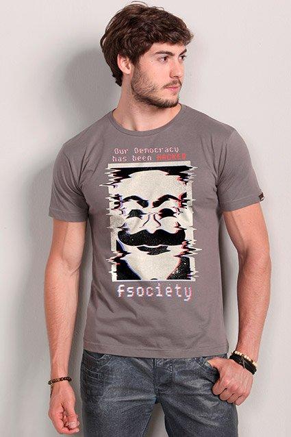 Camiseta Camiseta FSociety