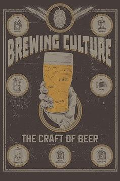 Estampa Camiseta Brewing Culture