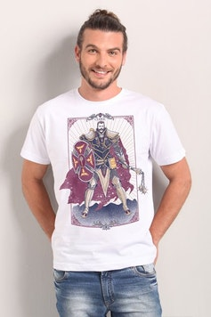 Camiseta Cleric