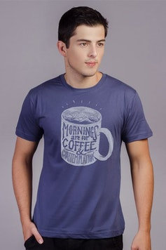 Camiseta Coffee & Contemplation