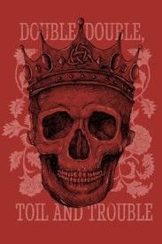 Estampa Camiseta Macbeth