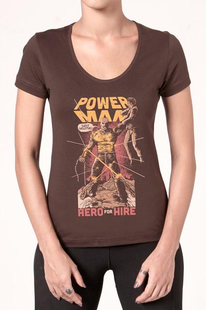 Camiseta Power Man