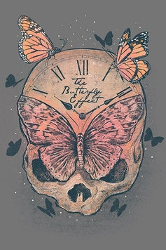 Estampa Camiseta The Butterfly Effect