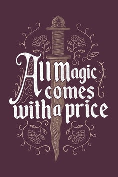 Estampa Camiseta Once Upon a Time