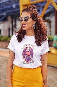 Camiseta Lute, garota!