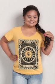 Camiseta Le Soleil