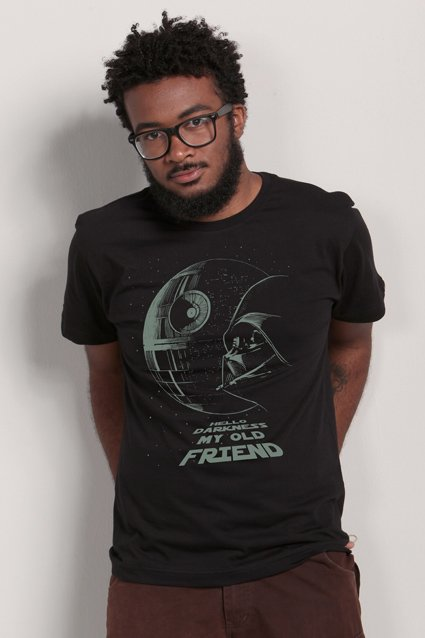 Camiseta Camiseta Death Star