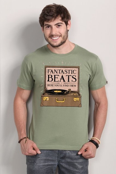 Camiseta Fantastic Beats