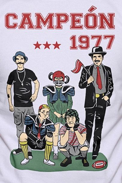 Camiseta Chaves F. C.