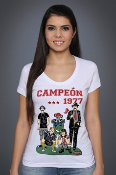 Camiseta Chaves F. C.