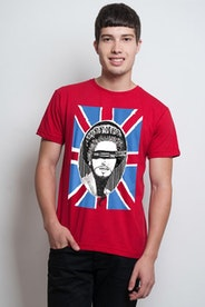 Camiseta God Shave The Queen