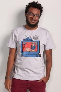 Camiseta The Black Mirror