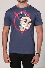 Camiseta V for Society