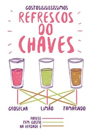 Estampa Camiseta Tienda Del Chavo