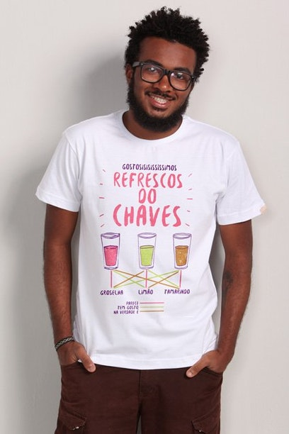 Camiseta Tienda Del Chavo