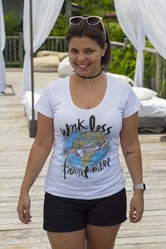 Camiseta Travel More