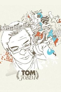 Estampa Camiseta Tom Jobim