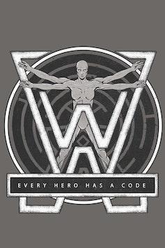 Estampa Camiseta Westworld