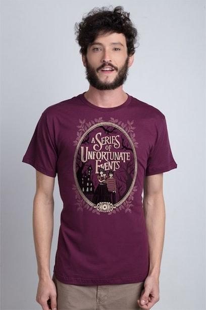 Camiseta Desventuras em Série
