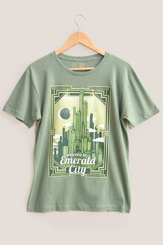 Camiseta Emerald City