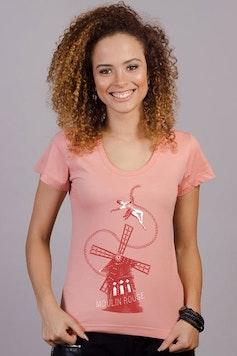 Camiseta Moulin Rouge