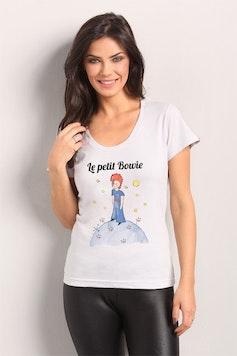 Camiseta Le Petit Bowie