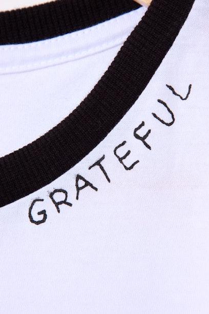 Camiseta Grateful
