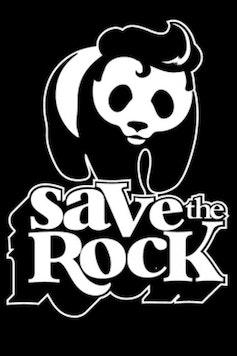 Estampa Camiseta Save the Rock