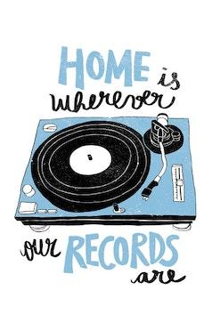 Camiseta Records R$69,90 | 4x de R$17,48