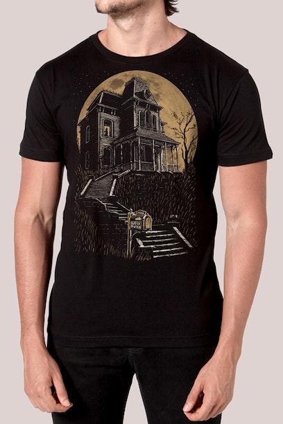 Camiseta Bates Motel - Chico Rei b98cd7df16868