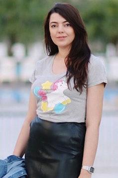 Camiseta Balões