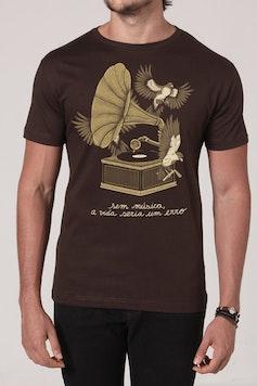 Camiseta Musicólatra