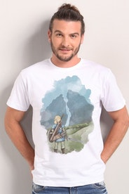 Camiseta Breath of the Wild