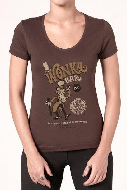 Camiseta Wonka Bar