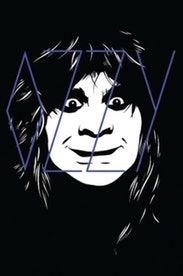 Estampa Camiseta Ozzy