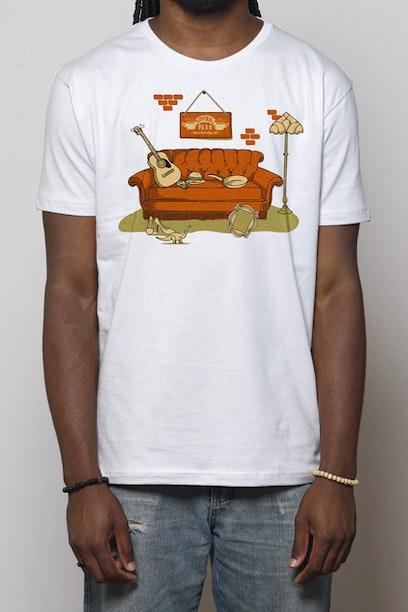 2526236642 Camiseta Friends - Chico Rei