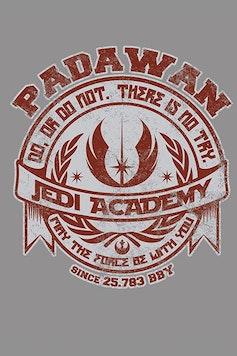 Estampa Camiseta Jedi Academy