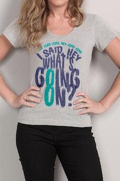Camiseta What's Up