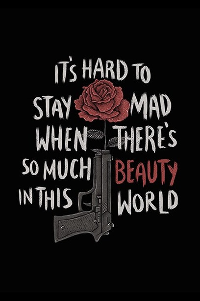 Camiseta American Beauty