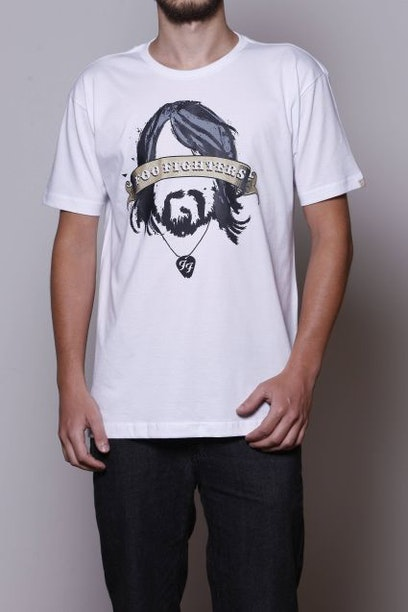 Camiseta Foo Fighters