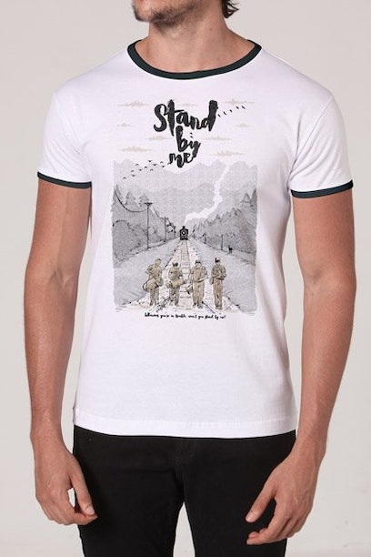 Camiseta Stand by Me