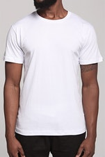 Camiseta Básica Branco Cannoli