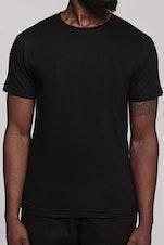 Camiseta Básica Preto Noir