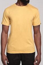 Camiseta Básica Amarelo Dente-de-Leão
