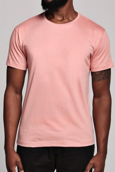 Camiseta Básica Rosa Millennial