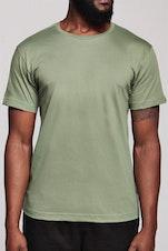 Camiseta Básica Verde Seiva