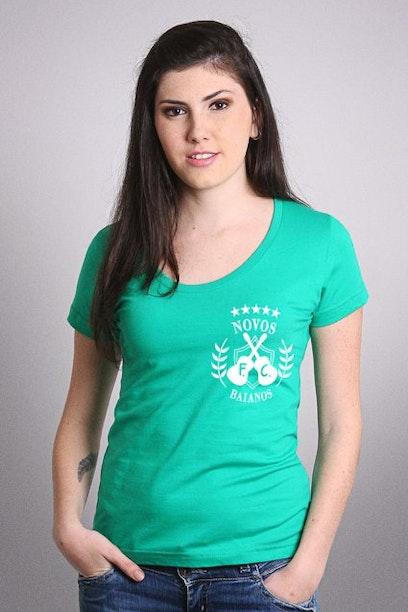 Camiseta Novos Baianos