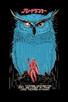 Estampa Camiseta Blade Runner